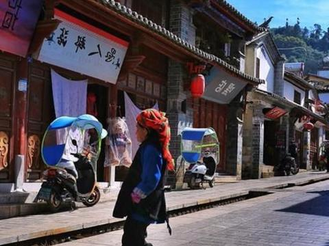 比丽江还古老的古城,就在云南的西部,却只有很少的人知道