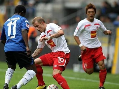 德甲前瞻:沃尔夫斯堡vs比勒菲尔德