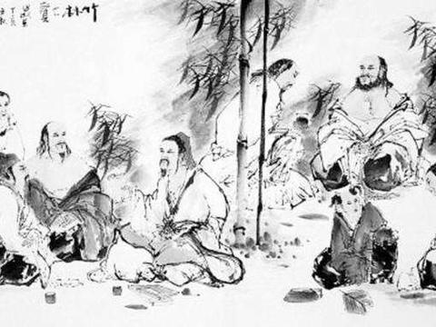 魏晋时政治黑暗催生清谈,又导致数百年的社会动荡分裂