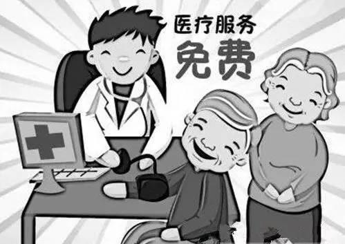 安龙县为65周岁以上老人进行免费体检