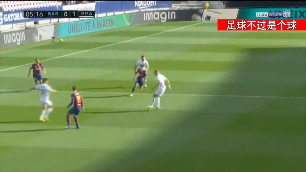 劲爆德比之夜!巴塞罗那vs皇家马德里 比赛集锦!