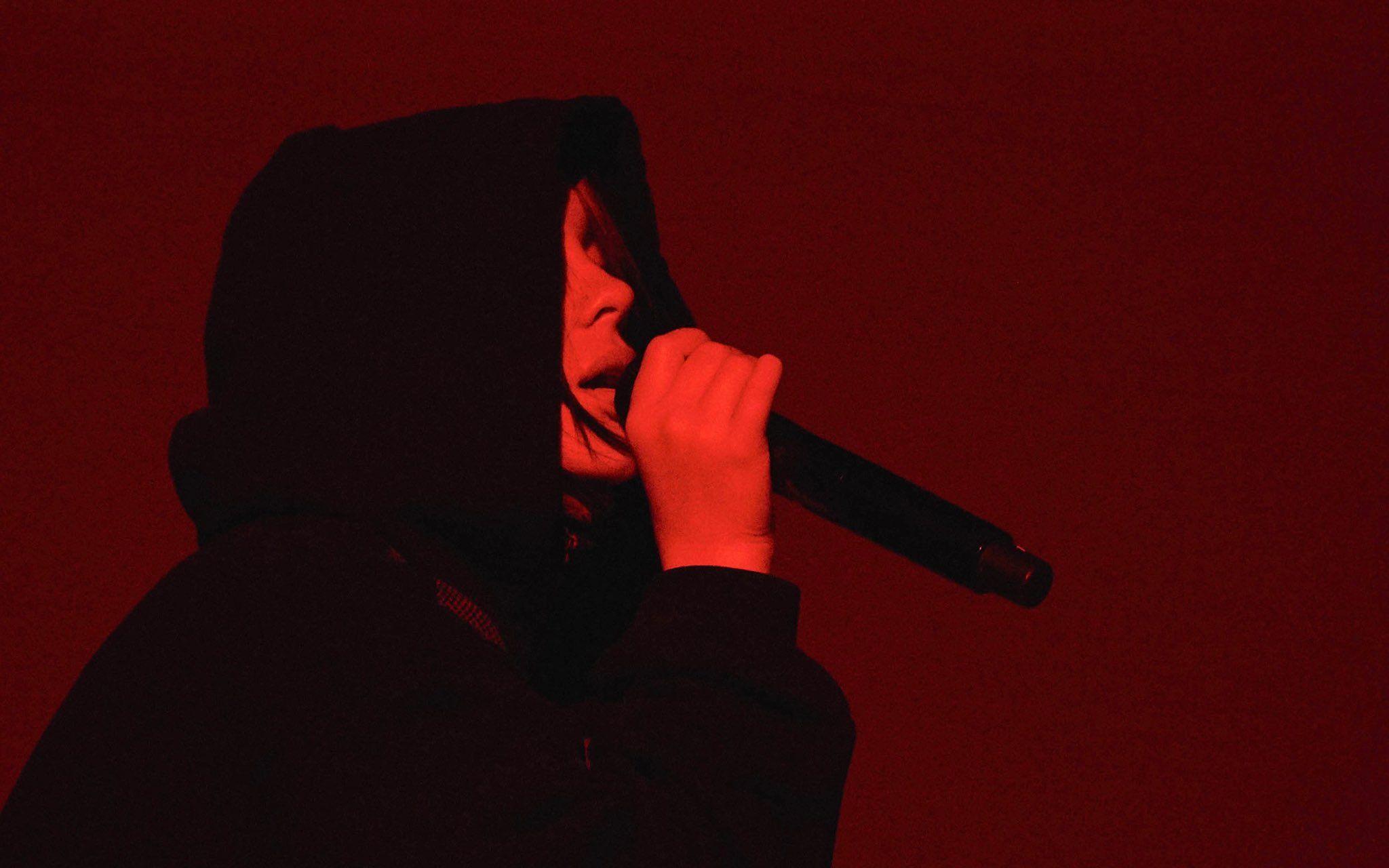 碧梨举办线上虚拟演唱会,连唱13首热门歌曲图片