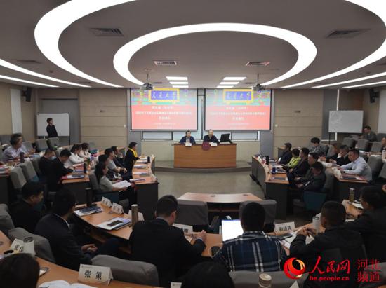 河北省(沧州市)新时代下民营企业品牌建设与营销创新专题培训班在上海交通大学成功举办