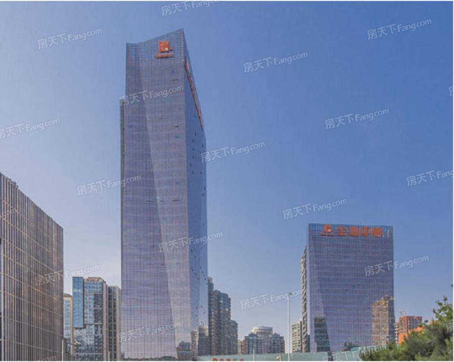 2020年10月北京市大望路商圈写字楼市场租赁情况