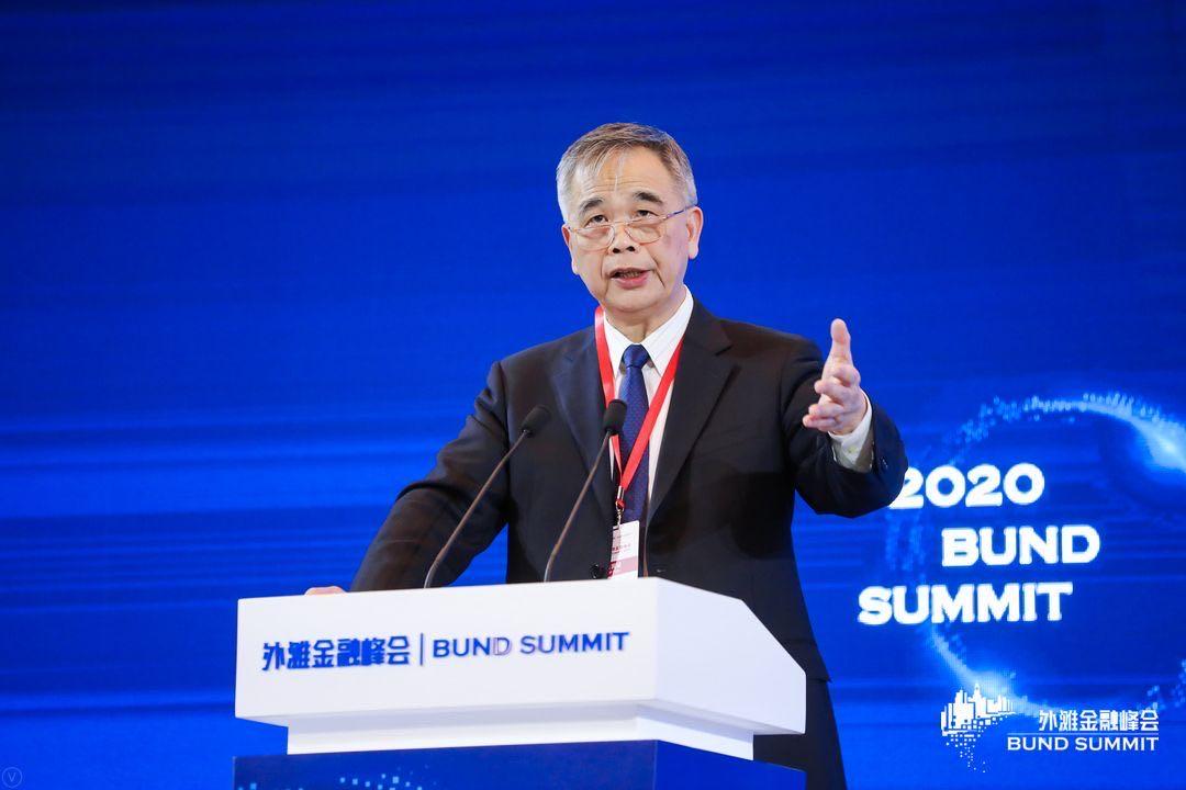 """中国互金协会会长:数字金融治理手段""""不能落后太多、太久""""图片"""