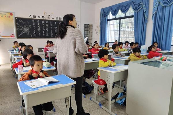 """永州新田:网络联校破解教学""""瓶颈"""" 推动优质教育资源共享"""