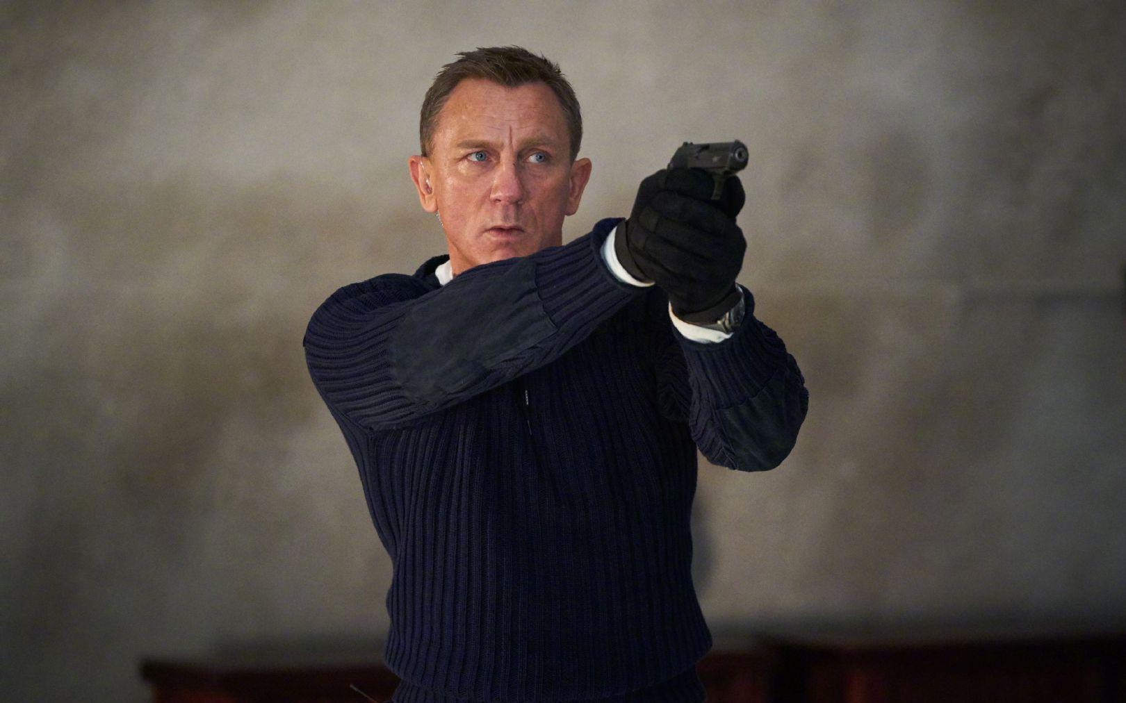 《007:无暇赴死》坚持院线上映,不会直接上线流媒体图片