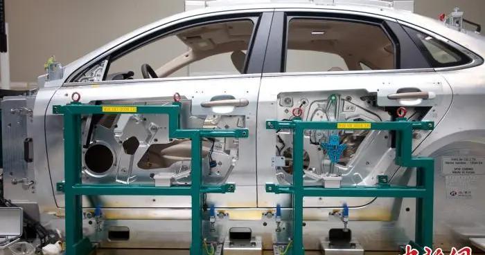 """「2020·指尖城市」中国自主汽车品牌奇瑞:创新成为发展""""密钥"""""""