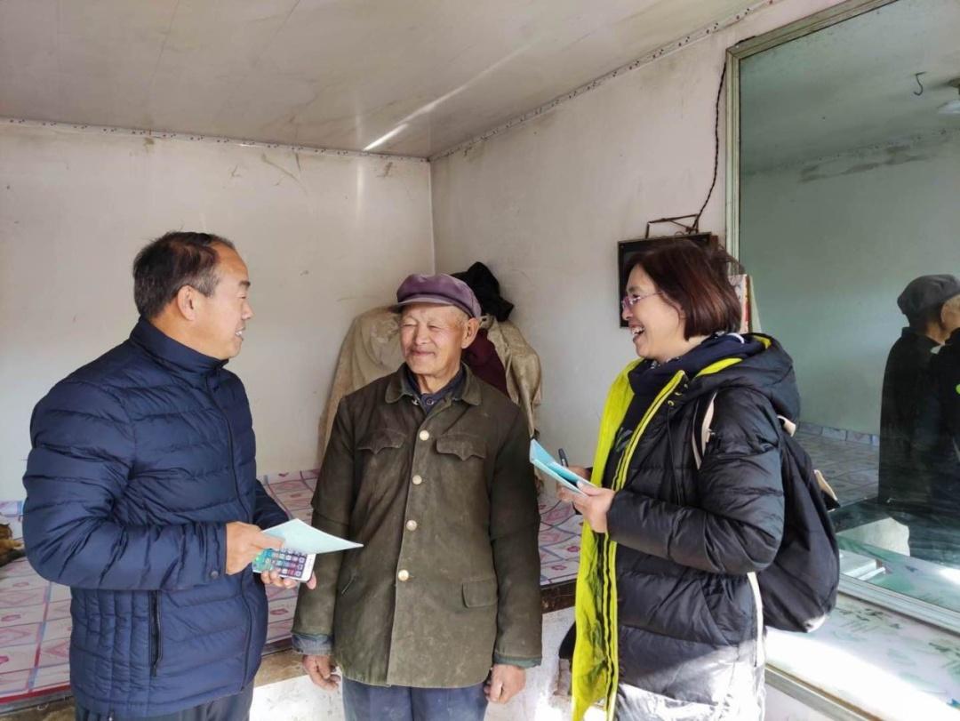 河北省文化和旅游厅帮扶责任人赴贫困村走访慰问帮扶户