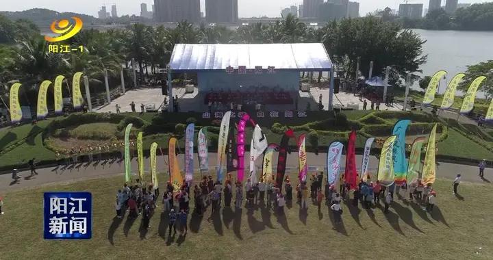全国风筝邀请赛 22支风筝队在阳江同台竞技