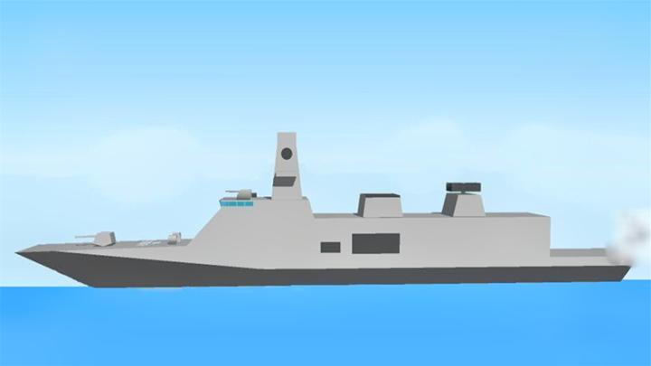 造价堪比航母,印度公布新型驱逐舰计划,排水量远超中国055