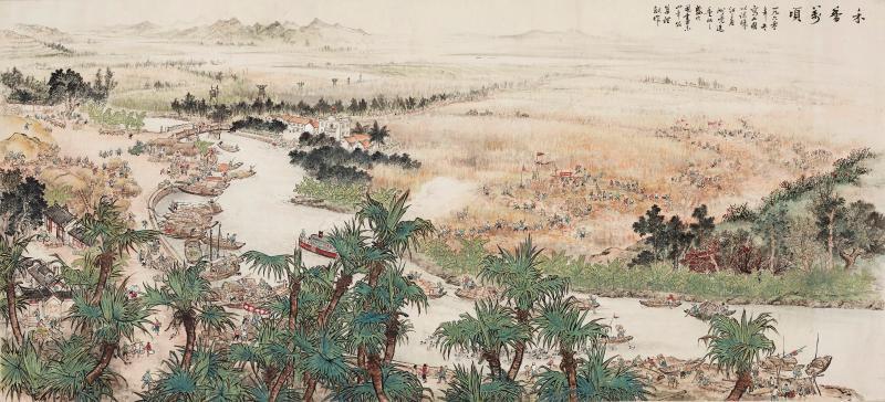 前沿|有传统、有土壤:广东美术家创作史诗雄心不变