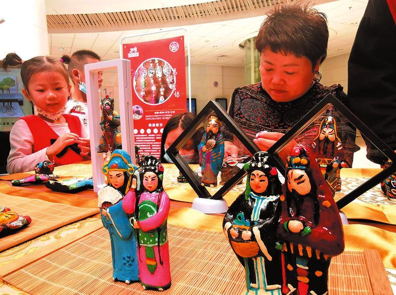 西安文化走进广西 古都底蕴精彩展现