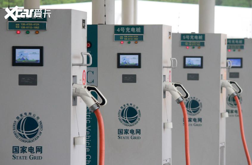 新建7.8万个 国网将投资27亿建设充电桩