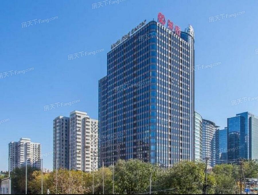 2020年10月北京市德胜门商圈写字楼市场租赁情况