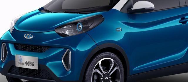 关乎生命的安全配置,奇瑞新能源车型小蚂蚁都拥有