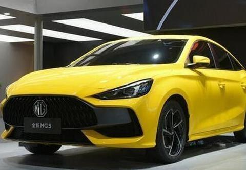 全新名爵5配置曝光 新车将于11月8日正式上市