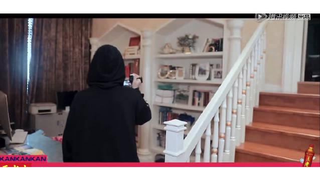 周震南参加《明日之子》时带节目组回家的视频来了……