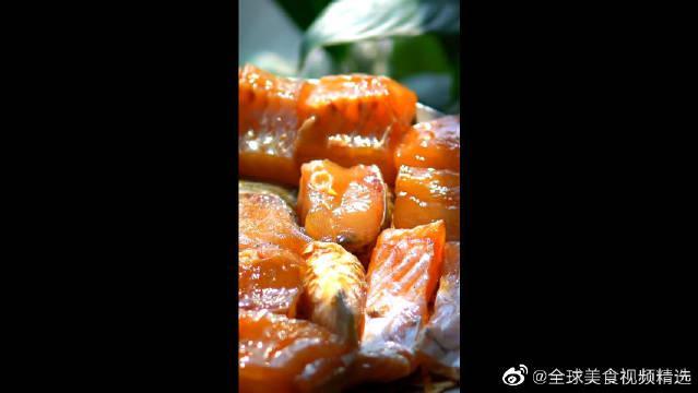 湖北人最爱吃的干煸糍粑鱼,你吃过吗?