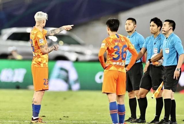 金敬道离开赛区治伤,鲁能重心转至足协杯
