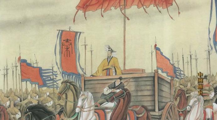纪录片《楚汉之争》 公元前207年,项羽杀卿子冠军,夺其军权……