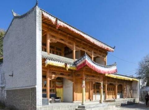 青海互助有一座国保级明代古堡,古朴宁静,连很多当地人都不知道