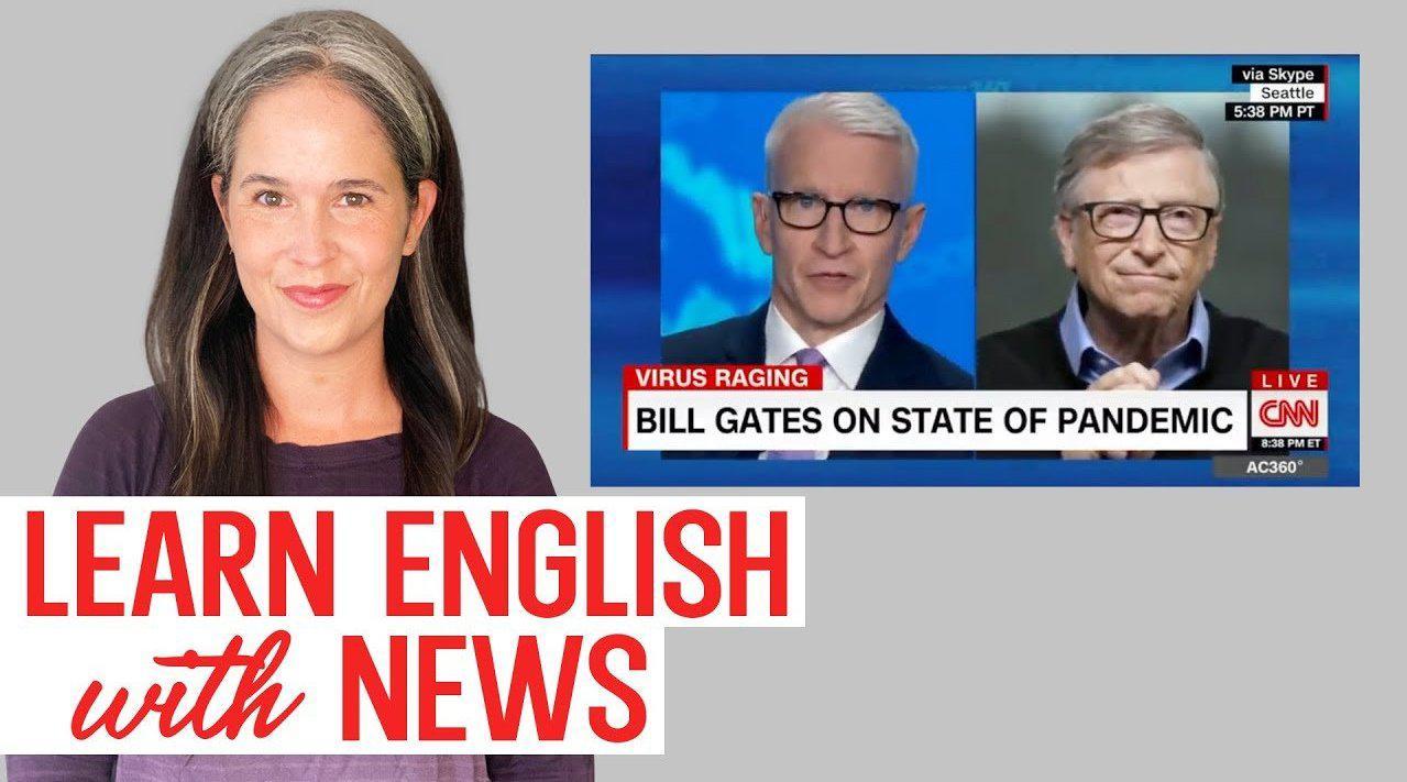 跟着新闻学英语:美语会话+词汇训练