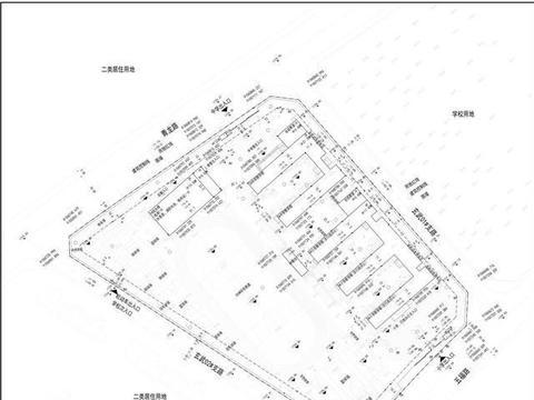 兰州碧桂园三所学校总平面图公示 小中高教育资源齐配