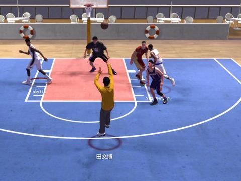 NBA2KOL2:最考验心态的队友,独狼仅是第一层,真高手只发问号