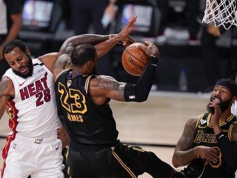 2020年季后赛湖人有多强 五项NBA关键数据榜首占了四项
