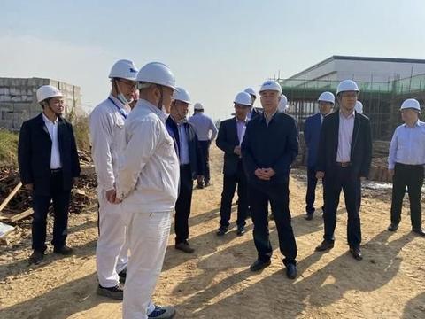 陈新垓调研蔡甸经济开发区项目建设,强调这些……