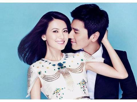 结婚6年,高圆圆和赵又廷仍然恩爱如初,真是羡煞旁人