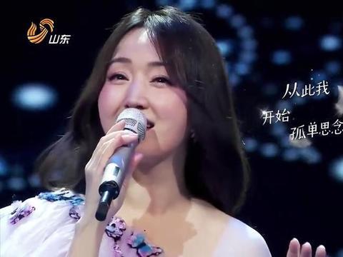 杨钰莹翻唱《传奇》,少了王菲的空灵,多了一份自己的甜美!