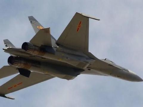 升级版歼11战机亮相,尾喷管发生显著变化,或配备矢量推力技术