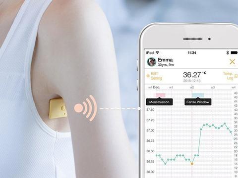 嘉合优品说设计:可穿戴体温计能减少COVID-19的压力