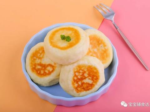 谁说补钙只能靠喝奶!小饼里加点它,高钙高蛋白,娃早该吃了