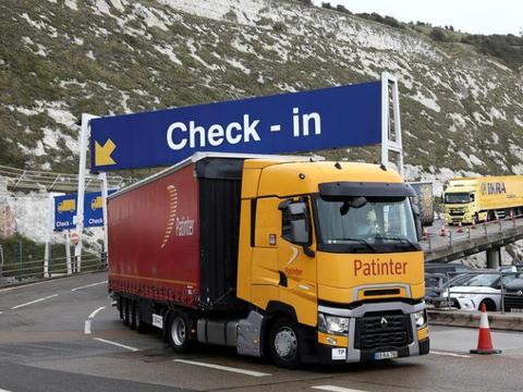 英国公司害怕英国退欧,边境肯能面临崩溃