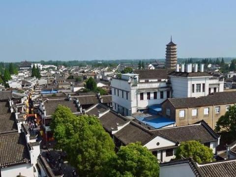 安徽一座5A古镇,有小桥流水和徽派建筑,无门票知道的人少