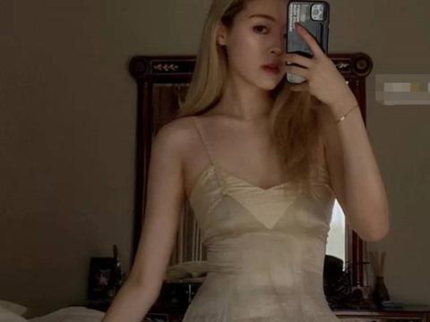 名媛都爱穿的香槟色,展现不一样的时尚与高级,让你美爆这个秋天