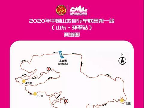 2020年中国山地自行车联赛(第一站)-山东·环翠站体能测试