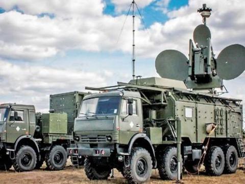 俄军终于对土耳其出手,一口气击落9架无人机,电子战系统立大功
