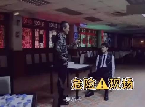 曾舜晞说粤语也太苏了吧!!!打戏也是干净利落!眼神也好绝!!