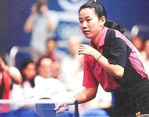 她是邓亚萍最强搭档,直言最怕何智丽,却在奥运会终结对手冠军梦