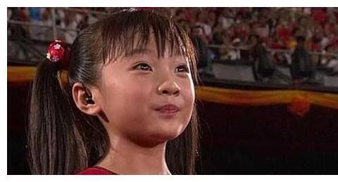 错换人生12年,林妙可还是童星,奥运会真唱的杨沛宜已经高攀不起