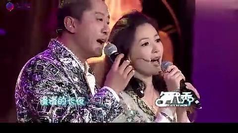 毛宁和池华琼同台演唱《想你的时候》,杨钰莹都吃醋了,好听