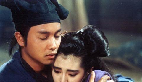 A《倩女幽魂》使王祖贤大红大紫,她为什么不想再演鬼魂?