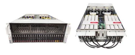上海燧原科技正式上线PCIe Gen4 全互联AI高算力训练系统