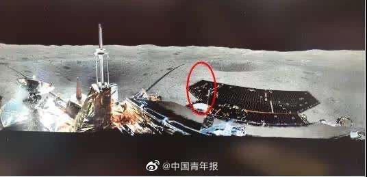 嫦娥四号最新发现:月背着陆区粒子辐射剂量是地表的300倍
