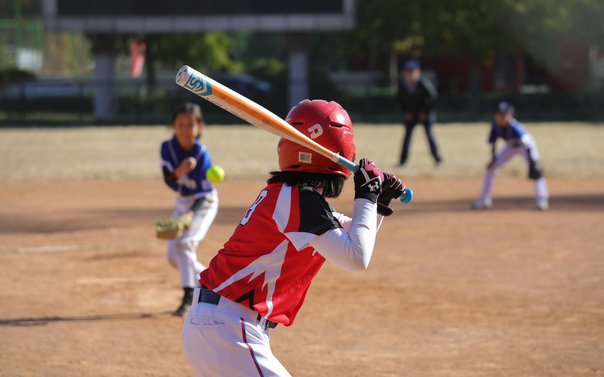 着眼未来,北京市青少年垒球赛首设U12组别图片