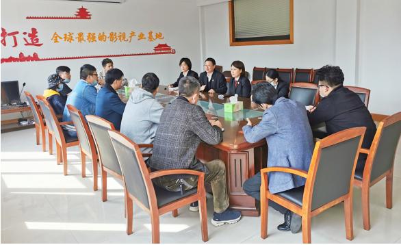 浙江东阳:司法护航影视产业 法庭小天地大作为